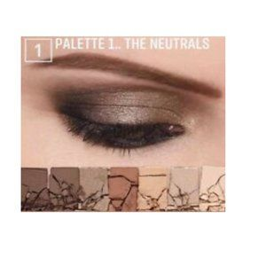 Younique Palette Eyeshadow